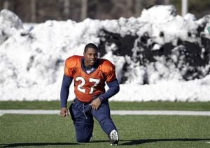 Even if no snow, players prep for cold Super Bowl