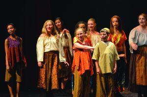 Summer theater camp at Homewood-Flossmoor High School
