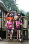 On a mission from God: Families participate in mission trips together