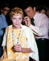 Mia Farrow and Vidal Sassoon