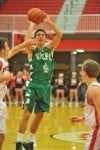 Valparaiso's Tyler Doane pulls up for a jumper against Portage on Friday.