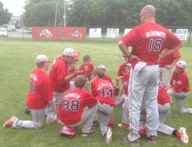 Crown Point stopped in quarterfinal of Cal Ripken Ohio Valley Regional