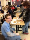 hobart middle school | pi day
