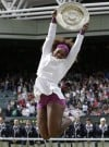 Back at top, Serena Williams wins 5th Wimbledon