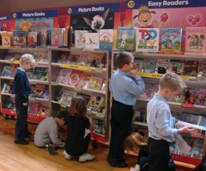 St. John to host Scholastic Book Fair Family Night April 23