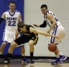 Big-shot Birky helps Kouts boys beat Boone Grove