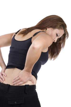 Sciatica can be a symptom of a bigger problem