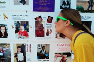 Families take kids cancer awareness message to the Capitol