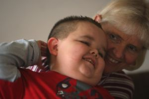 Rough road to recovery for Griffith boy