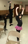 Local youth learning ballet, tap at Pruzin Community Center