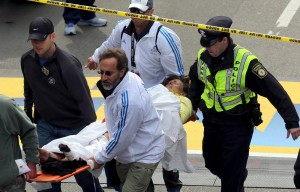 Highland woman seriously injured in Boston Marathon bomb blasts