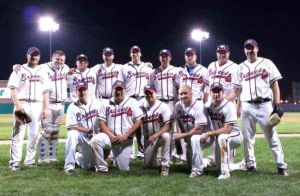Munster Braves win their seventh Hoosier Baseball League title