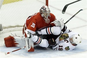 Toews: I get too much credit when Hawks win, too much blame in loss