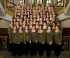 Purdue Varsity Glee Club and Purduettes in concert