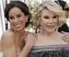 Melissa Rivers and mother Joan Rivers