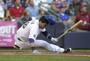 Brewers: Cardinals assert themselves in Milwaukee