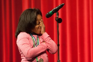 Practice pays off for regional spelling bee winners