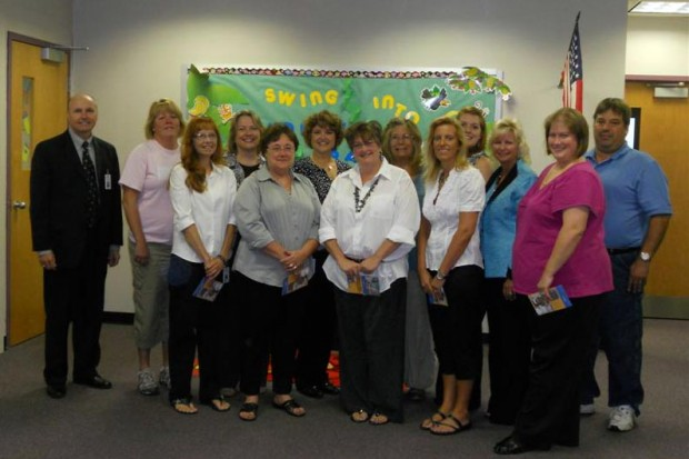 Walmart helps teachers at indian trail offset expenses for for Laporte community