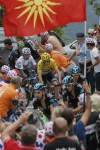 Finally, France tastes victory at 100th Tour