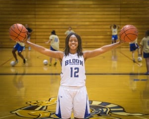 Times Illinois Girls Basketball Player of the Year: Bloom Township's Bria Gaines