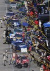 Johnson wins at Martinsville, takes points lead