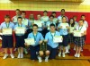 St. Michael team places first in diocese, region