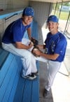 Times Baseball Players of the Year Lake Central pitchers Taylor Lehnert and Jimmy McNamara