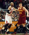 Harangody and Bulls' Taj Gibson