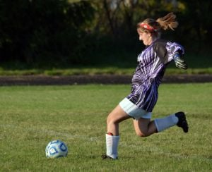 Versatile Rokosz leads Washington Township girls soccer team