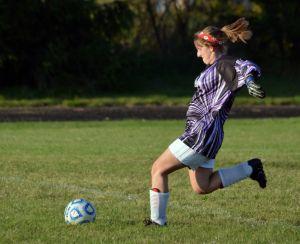 Versatile Rokosz leads Washington Township girls soccer team