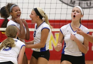 Lake Central sweeps Andrean in volleyball opener