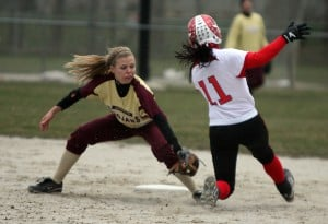 No. 1 Chesterton softball gets extra-inning win at Portage