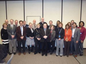 JDAI holds first steering committee meeting