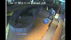 VIDEO: Cameras catch robbery