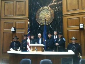 Civil War re-enactors invite governor, lawmakers to April region exhibit