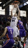 Evansville falls short vs. No. 19 Butler, 75-67