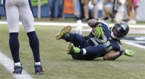 NFL ROUNDUP: Seahawks hold off Broncos in overtime