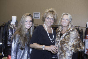 Evening of elegance fashion show