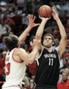 Down 3-1 after collapse, Nets not looking back