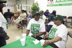 Robinson topples incumbent Elgin in Calumet Twsp. trustee's race