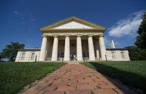 Robert E. Lee's Arlington home slated for restoration