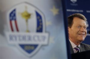 Another chance for USA to turn tide in Ryder Cup