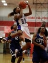 Merrillville's Audrianna Downs