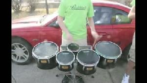 Pitchblack Drumline