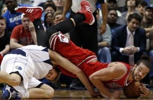 AL HAMNIK: Bulls somehow staying afloat on Noah's ark