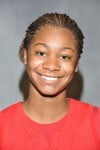 H-F girls basketball player Charnelle Reed