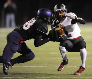 Gallery: Lafayette Jeff at Merrillville football