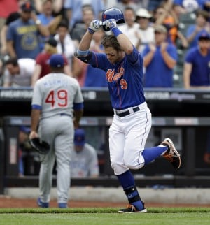 Marmol allows 2 HRs in 9th, Cubs lose to Mets 4-3