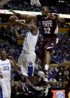Former Washington star DeAndre Liggins gives Kentucky 'energy' during tournament run
