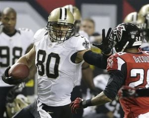 Arbitrator rules Saints' Graham is a tight end